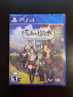 Atelier Ryza Ever Darkness & The Secret Hideout PlayStation 4 PS4 PS5 Rare