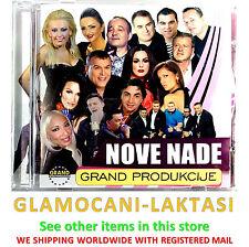 CD NOVE NADE GRAND PRODUKCIJE compilation 2015 Serbia Bosnia Croatia balkan folk