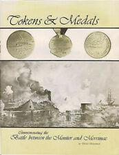 Tokens & Medals Commemorating Battle Between Monitor Merrimac Schenkman 28 pages