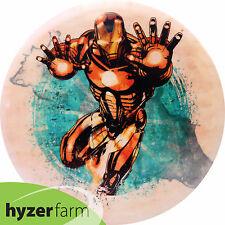 Dynamic Discs Iron Man Splatter Fuzion Truth *pick weight* disc golf Hyzer Farm