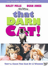 That Darn Cat (DVD 2005) Disney! The Original Disney Film Classic! Free Shipping