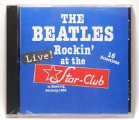 The Beatles: Rockin' at the Star Club Live! 1962 ~ NEW CD (1991, Sony (USA))
