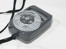 Gossen Sixtar Light Meter Exposure . Made in Germany
