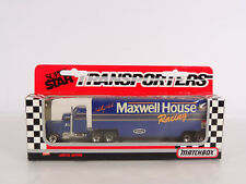 Matchbox Transporters Maxwell House Racing Tractor Trailer Item CY-104 New