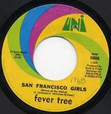 "FEVER TREE ""SAN FRANCISCO GIRL"" ORIG US 1968"