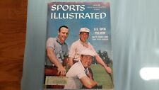 ARNOLD PALMER 1960 SPORTS ILLUSTRATED 1ST COVER, Complete Magazine W/LABEL