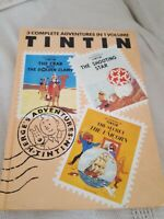 3 Adventures of Tintin: crab golden claws,shooting star,  secret unicorn Vol 3