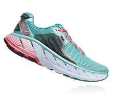 HOKA ONE ONE Women's Gaviota Running Shoe  SIZE 5  CANTON / GREEN BLUE SLATE NIB