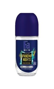 Fa Men Ipanema Nights Roll-On Deodorant Anti-perspirant 50 ml
