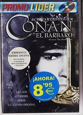 CONAN EL BÁRBARO de John Milius. Edición básica en dvd.