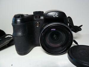 GE Power Pro Series X500 16.0MP 15X Digital Camera Fully Tested w/ 8GB SD Card