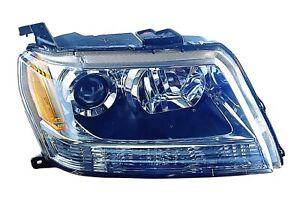 Headlight Assembly Right/Passenger Side Fits 2009 Suzuki Grand Vitara NEW