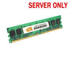 Server RAM 24GB 6x 4GB PC3-10600R ECC Registered DDR3 1333 2Rx4 DIMM Memory LOT