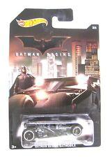 Hot Wheels Batman Begins Batmobile 3/6 1:64