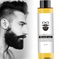 30ml Mokeru 100% Organic Beard Oil Hair loss Products Spray Beard Growth S3J7