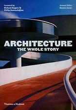 ARCHITETTURA: tutta storia di libro tascabile 9780500291481 NUOVO