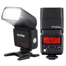 Godox TT350N TTL HSS Flash speedlite f Nikon D5200 D5100 D5000 D300 D300S D3200