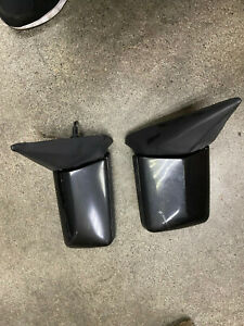 Mercedes Benz W124 OE Left & Right Side Mirrors, USED