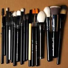 Assorted Name Brand Makeup Brushes Gently Used (Sigma, Mac, Sephora, etc.)