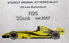 1/20 Renault R26 - 20th Anniversary Livery - Studio27 resin kit