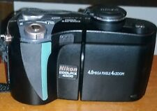 Nikon COOLPIX 4500 4.0MP Digital Camera - Black