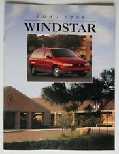 FORD WINDSTAR 1996 dealer brochure - French - Canada - ST1002000718