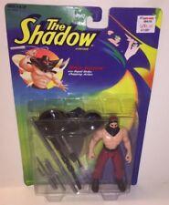 1994 Kenner The Shadow Ninja Shadow w/ Rapid Strike Chopping Action Toy Fig MOC