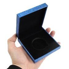 Boite Écrin Présentation Monnaie Médaille 40mm Diamètre Idéal pour Capsules