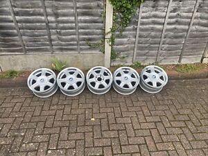 5 Series E34 Alloy Wheels