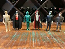REMCO 3 3/4 INCH UNIVERSAL MONSTERS FIGURES COMPLETE SET OF 6