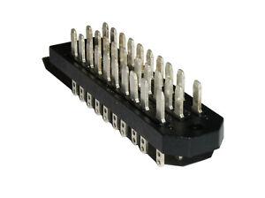 Maschio 30 poli DIN41622 30 pole male connector RTG22A30AE