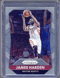 2015-16 Panini Prizm #213 James Harden