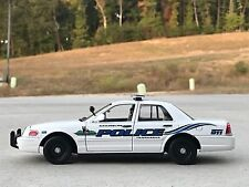 Gatlinburg Tennessee Police diecast car Motormax 1:24 scale new graphics