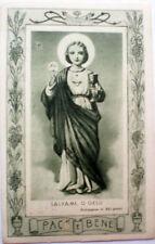 1948 Salvami o Gesù Pace e Bene-Padre Giuseppe- Elpidio