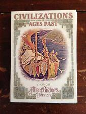 2013 Civilizations Ages Past Vikings CAP-VK