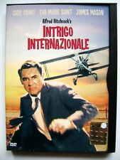 Dvd Intrigo Internazionale - ed. Snapper di Alfred Hitchcock 1959 Usato raro