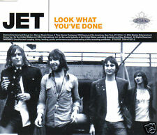 JET - Look What You've Done (UK 2 Track CD Single)