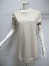 PEUTEREY abito donna manica corta mod.CAMELIE col.BEIGE tg.48 estate 2014