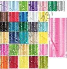 """3/16"""" Curling  Ribbon ( 60 Feet )  Balloons Party Supplies Crimped Gifts"""