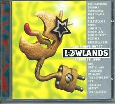 LOWLANDS 1999 PROMO CD Cardigans Silverchair Idlewild Kula Shaker