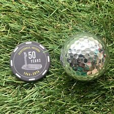 More details for ping anser golf 50th year anniversary poker chip style ball marker rare
