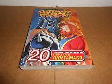 Ultimate Muscle The Kinnikuman Legacy vol. 20 Manga Book in English