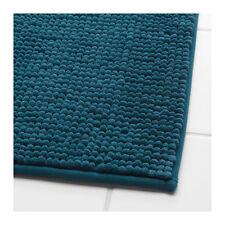 IKEA TOFTBO Anti-Slip Microfibre Bath Mat Bathmat Bathroom Rug 60 x 90cm in Aqua