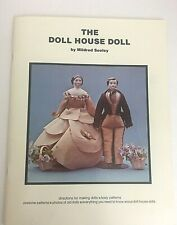The Doll House by Mildred Seeley directions for making dollhouse dolls and more