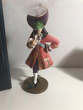 Disney Showcase Captain Hook Masquerade Figurine Enesco ~Peter Pan ~Nib