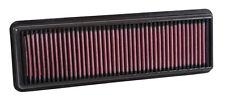 K&N 33-3042 High Flow Air Filter for BMW X3 SDRIVE 18D & X4 2.0D 2014-2016