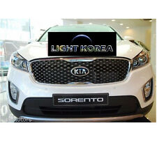 Genuine Outer Chrome Radiator Grille (Fit : KIA All New Sorento 2015 2016)