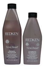 Redken Time Reset  Shampoo and Conditioner Duo  for Age Weak Hair 10.1/ 8.5 oz