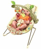 Fisher Price FISHER-PRICE WOODSIE BOUNCER Baby Rocker Bouncer BN