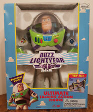 RARE BUZZ LIGHTYEAR ACTION FIGURE TOY STORY 1995 DISNEY BOXED NEVER BEEN OPEN